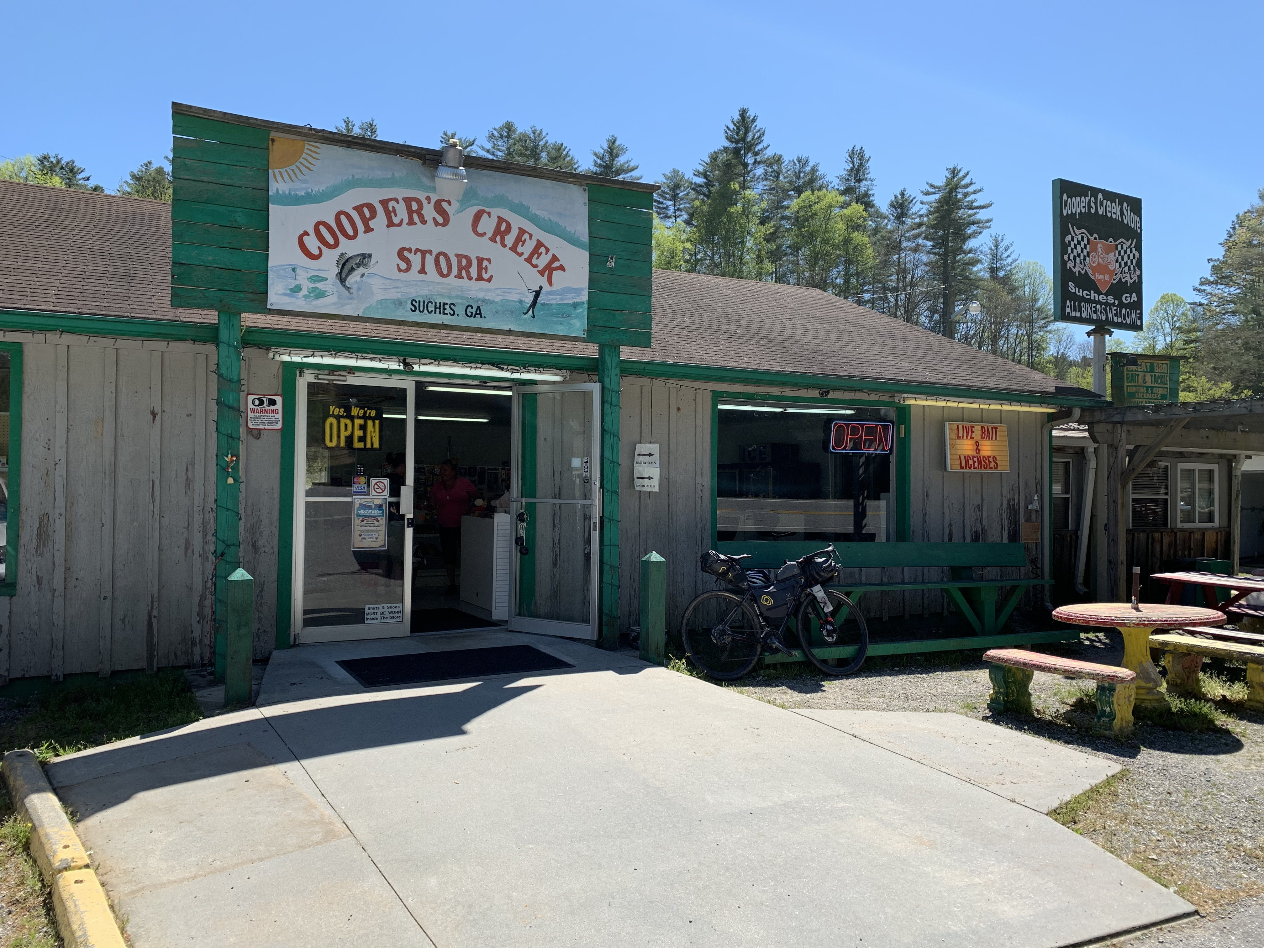 Coopers Creek Store