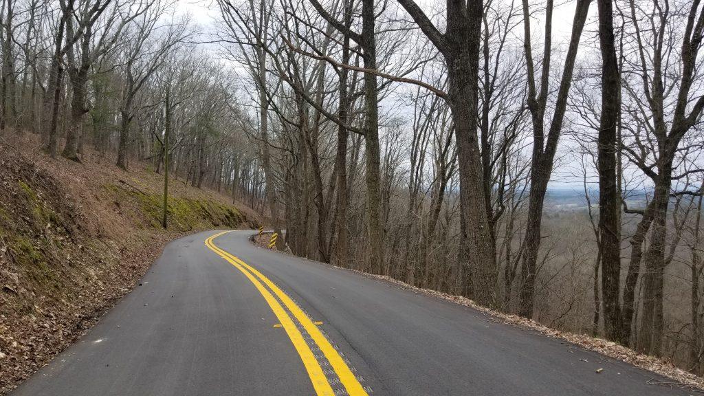Carter Mountain Rd